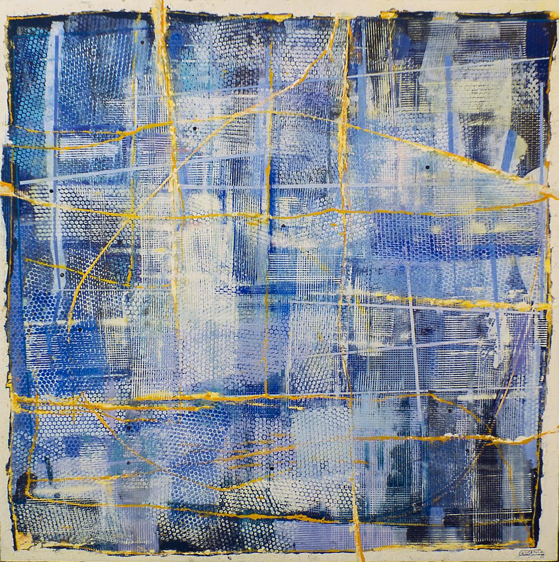 Caos 03 (150x150) Oleo-sobre-tela